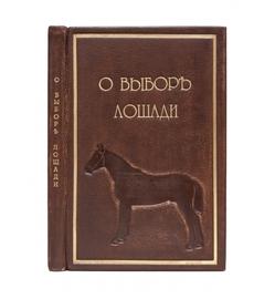 О выборе лошади