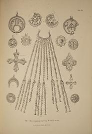 2 книги Древности бассейнов рек Оки и Камы. Древности Камской Чуди по коллекции Теплоуховых