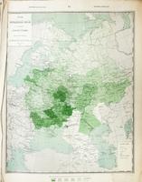 Лесохозяйственный статистический атлас европейской России