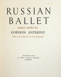 Russian ballet. Русский балет