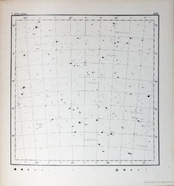 Звездный атлас для небесных наблюдений