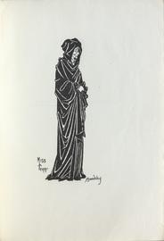 Обри Бердслей. Жизнь и творчество. Избранные рисунки. 2 выпуска.