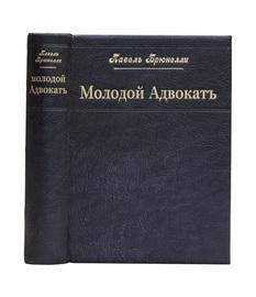 Молодой адвокат. Настольная справочная книга для начинающих адвокатов и присяжных стряпчих, и частных поверенных