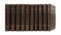 Иллюстрированное собрание художественных произведений. Комплект из 10 книг.