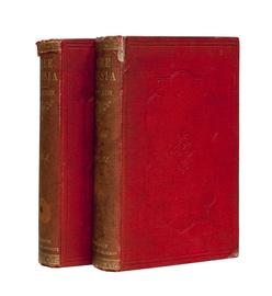 Свободная Россия. В 2-х томах. На английском языке.