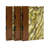 Письма с дороги по Германии, Швейцарии и Италии. В 3-х томах.