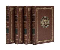 Русские достопамятности. В 4-х томах. Редкость.
