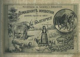 Домашние животные в разных странах мира и Болгарии. На болгарском языке.