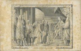 Описание посольства, отправленного в 1659 году от царя Алексея Михайловича к Фердинанду II-му, великому герцогу Тосканскому. С приложением картинки, изображающей принятие этого посольства, и 2 снимков с подлинного статейного списка.