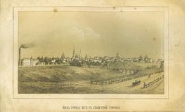 Описание города Шуи и его окрестностей