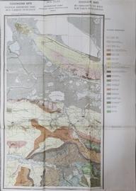 Геологические исследования Кубанского нефтеносного района