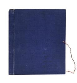 Альбом-книга К.А. Сомов
