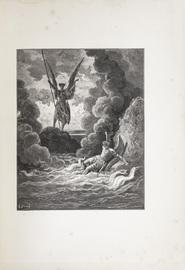 Потерянный и Возвращенный рай. Поэмы Джона Мильтона с иллюстрациями Гюстава Доре