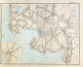 Альбом схем железных дорог СССР