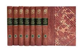 История упадка и разрушения Римской империи. В 7 частях.