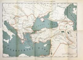 Турция. Ее могущество и распадение. Исторические и военные очерки (с картою турецких завоеваний XIV, XV и XVI столетий и планом Константинополя)