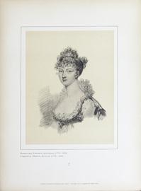 Тридцать девять портретов, 1808-1815