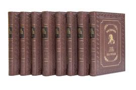 Иллюстрированное полное собрание сочинений Н.В. Гоголя в 8 томах