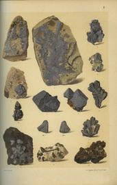 Царство минералов. Описание главных минералов, их местонахождения и значение их для промышленности. Драгоценные камни.