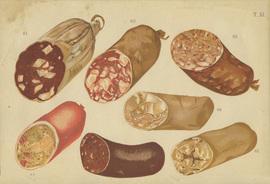 Французское колбасное производство. Способы приготовления французских колбасных продуктов. Прибавление: О вредных и подозрительных колбасных продуктах и о способах их распознания